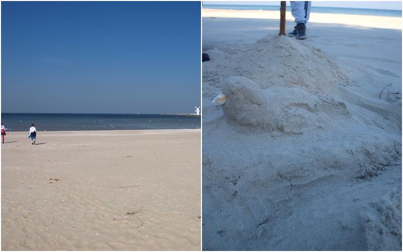 gdzie są puste plaze nad baltykiem