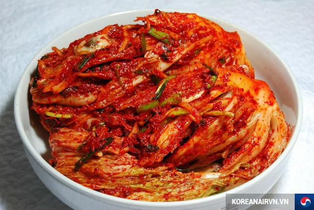 kimchi han quoc, cach lam kim chi han quoc, anh kim chi han quoc
