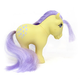MLP Lemon Drop Year Two Playset Ponies I G1 Pony