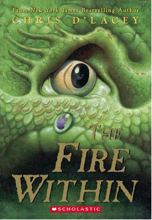 Book Reviews And More The Fire Within Chris DLacey The Last Dragon Chronicles 1