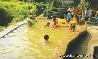 Belulang Hot Spring