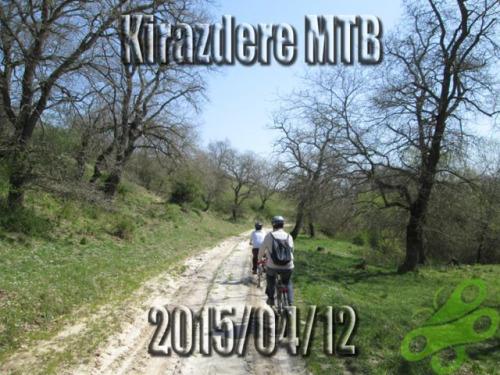 2015/04/12 Önerler-Kirazdere MTB Turu