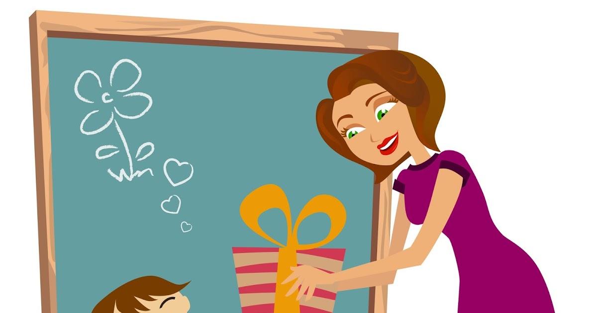 Картинка учитель рисунок ребенка