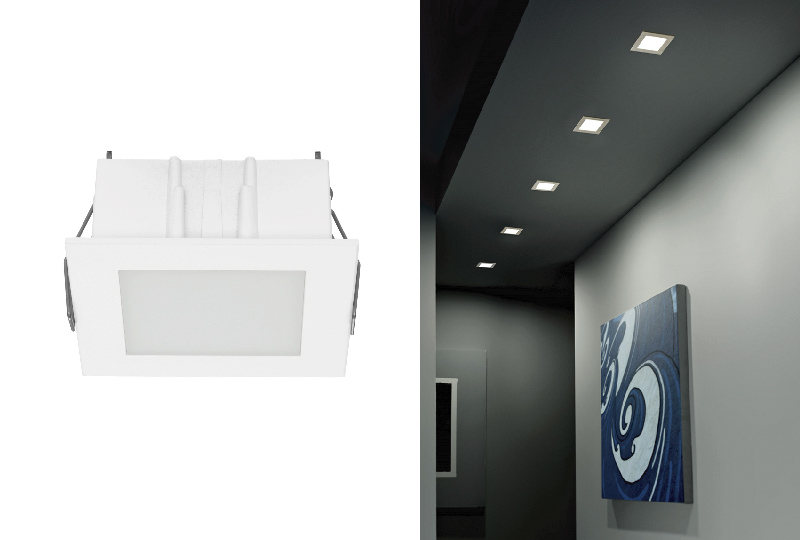 Iluminazione casa: faretti da incasso e strisce led  Blog di arredamento e i...