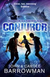John & Carole Barrowman - Conjuror