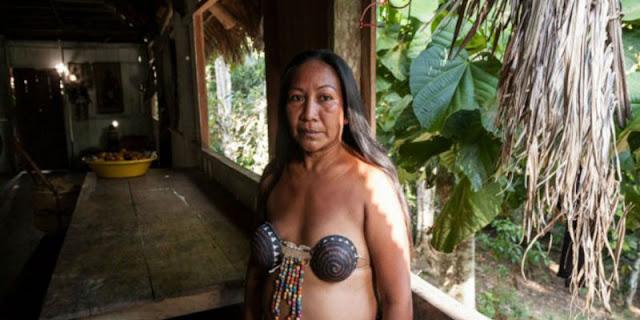 Ένα χωριό με το όνομα Μακεδονία κρυμμένο στα βάθη του Αμαζονίου
