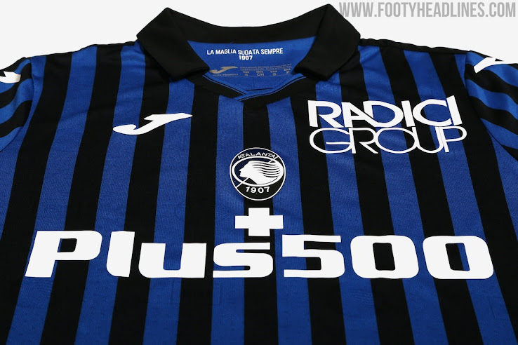 Atalanta 20-21 Home, Away, Third & Goalkeeper Kits Released ...