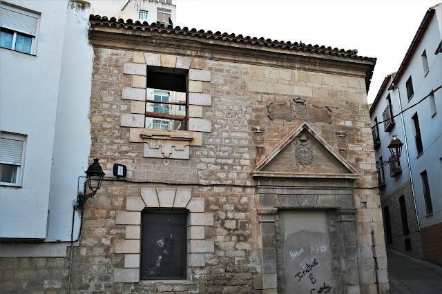 Antigua carnicería de Jaén