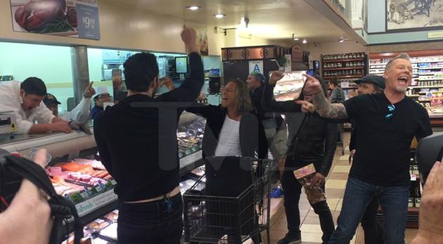 metallica supermercado