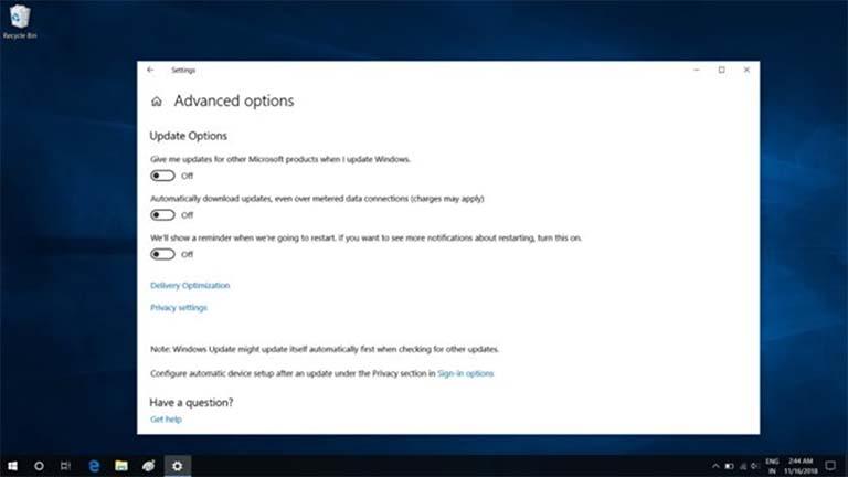 Windows Update Menjadi Lebih Pintar Dan Lebih Nyaman Di Windows 10 19H1