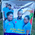 Wedding Banner Of Man Getting Married To Two Women In Delta Goes Viral