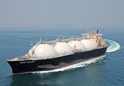 США нарастили вдвое экспорт сжиженного газа в Европу