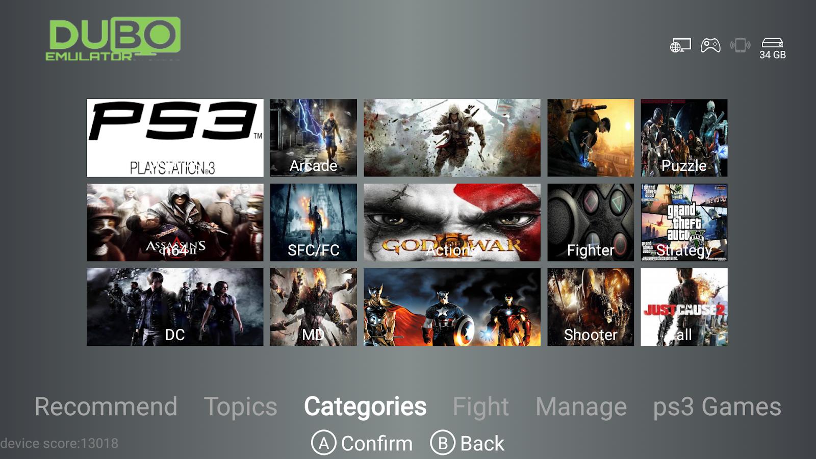 playstation 3 emulator ps3 apk