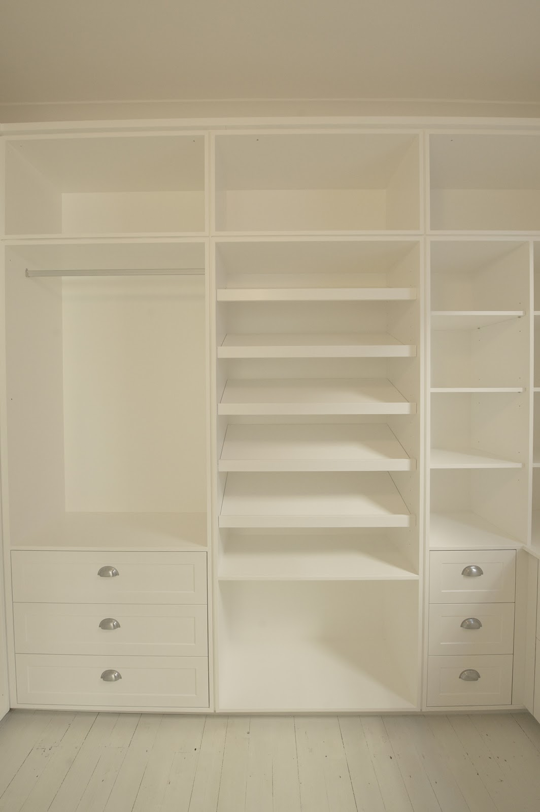 Walk In Closets That Are The Definition Of Organization: Once.daily.chic: Walk In Robe {my Work}