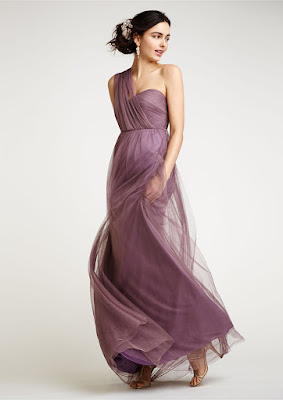 Sleeveless A-line Sweetheart Zipper Back Pleated Tulle Long Bridesmaid Dress