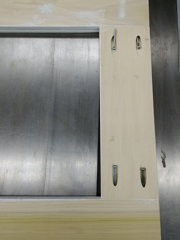 making doors for custom entertainment center