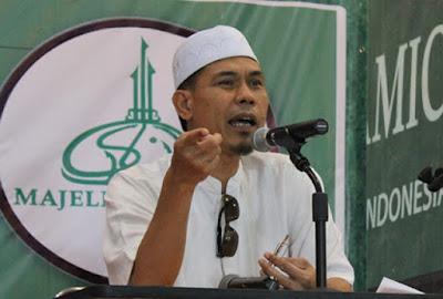 Munarman: Pengalihan Isu Polisikan Habib Rizieq, Cara Licik dan Bodoh Jebakan Monyet