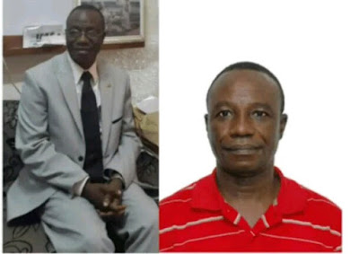 Prof. Akindele of OAU demands 5 Rounds of S*x from a Female Student for Pass Marks [Hear his Conversation]