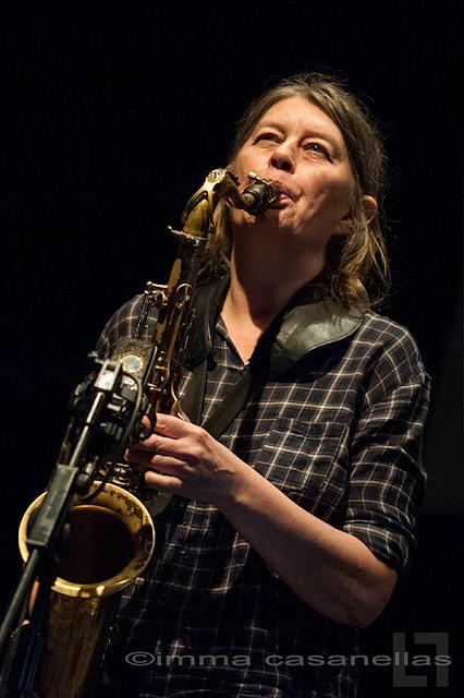 Lotte Anker, Teatre CCCB, Barcelona, 13-gener-2019