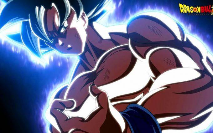 Black Goku Fondo De Pantalla And Fondo De Escritorio: Goku Ultra Instinto Fondos De Pantalla / Wallpaper