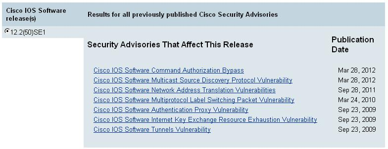 SecureSenses --remediation, not coping: Determine if a Cisco switch