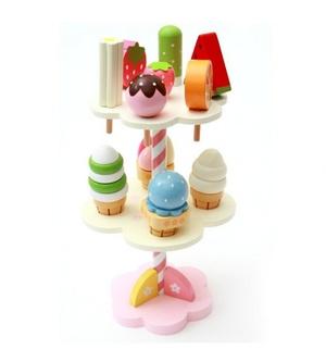 Mother Garden Ice Cream Stand