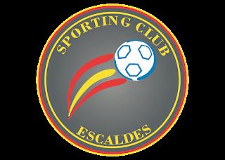 SC Escaldes Logo Vector