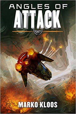 Angles of Attack by Marko Kloos-book cover