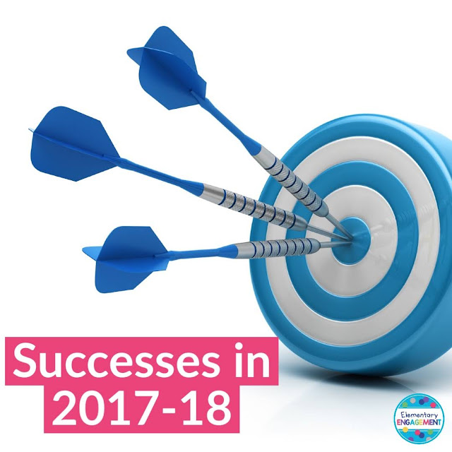 Three awesome teaching resources that helped make 2017-18 a successful year.