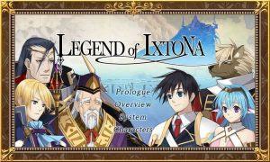 SRPG Legend of Ixtona v 1.1.2g Apk Mod English Offline
