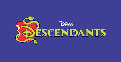 download vetor descendentes disney Descendants
