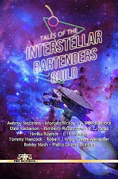 NEW! TALES OF THE INTERSTELLAR BARTENDERS GUILD
