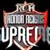 Carteleras definitivas ROH Undisputed Legacy y Honor Reigns Supreme