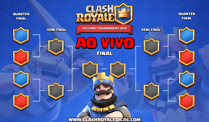 1° Torneio de Clash Royale