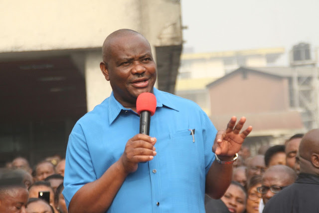 Corruption: Wike charges UK government to expose Minister of Transport, Amaechi