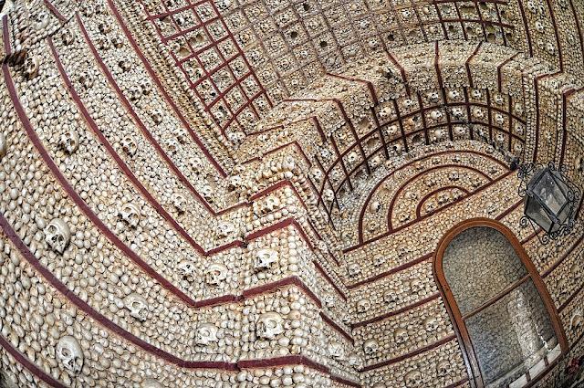 Capela dos Ossos em Évora