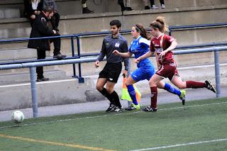 Pauldarrak vs EDF Logroño