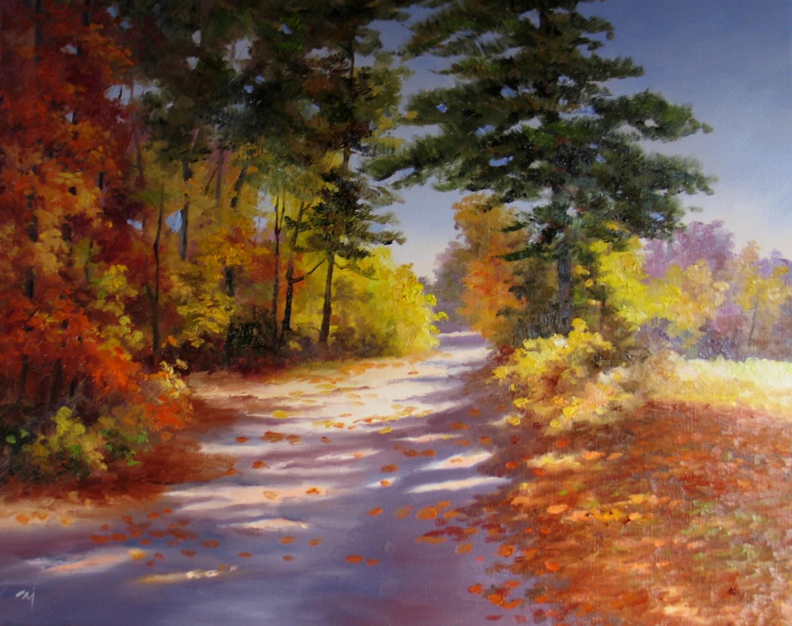 Nel's Everyday Painting: 9/23/12 - 9/30/12