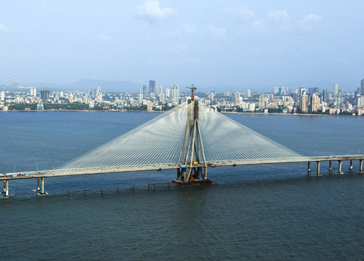 Rajiv Gandhi Sea Link (Bandra-Worli Sea Link)