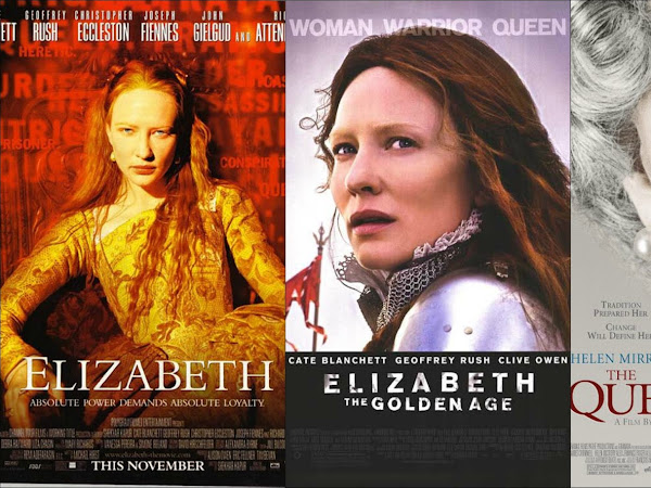 Cure it with Books/Movies: The Queen of England
