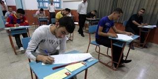 تشديد العقوبات على مسألة تسريب الامتحانات وجعلها جريمة مخلة بالشرف