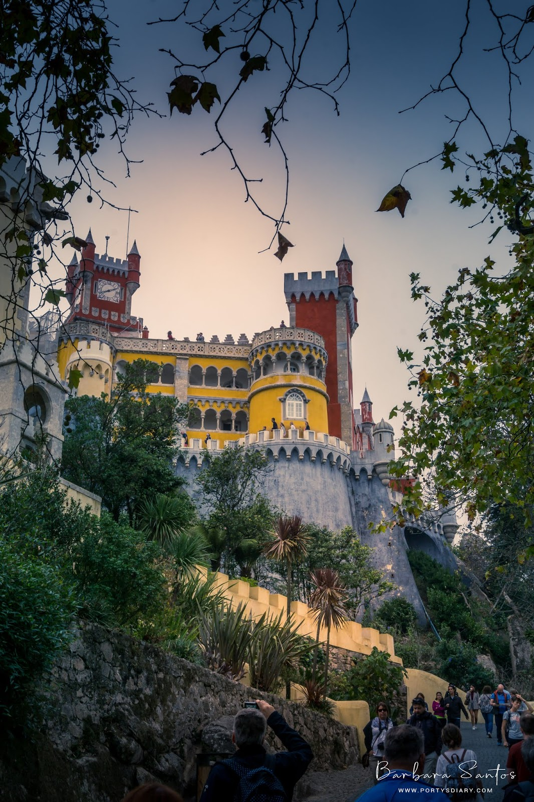 Travel | Come along with me on a day trip to Sintra, Portugal.