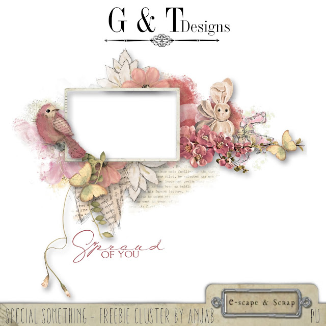 G&T Designs - Special Something Kit & Freebie
