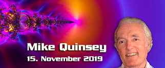 Mike Quinsey – 15. November 2019