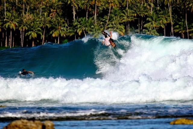 nias island paradise
