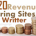 Top 10 Revenue Sharing Sites For Writers