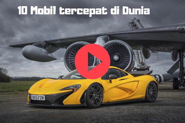 Supercepat! 10 Mobil Tercepat Di Dunia 2018
