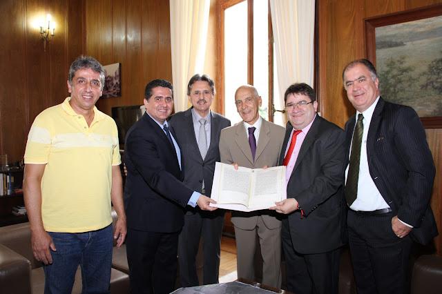 Iguape recebe matrícula de terras devolutas