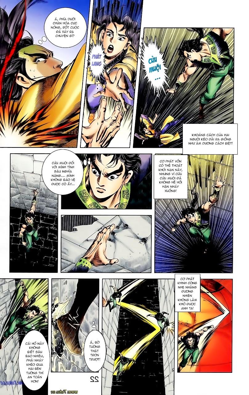 Cơ Phát Khai Chu Bản chapter 112 trang 30