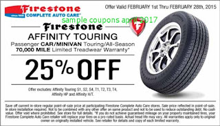 Firestone coupons april 2017
